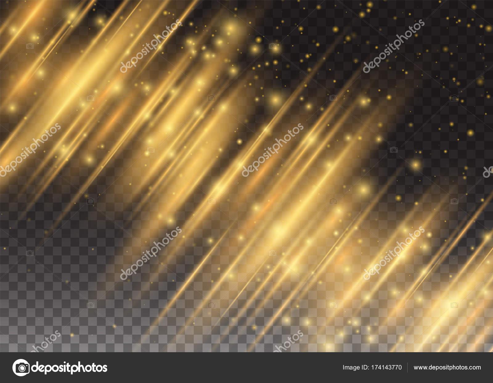 This lighting enhance your design work look modern. golden lights