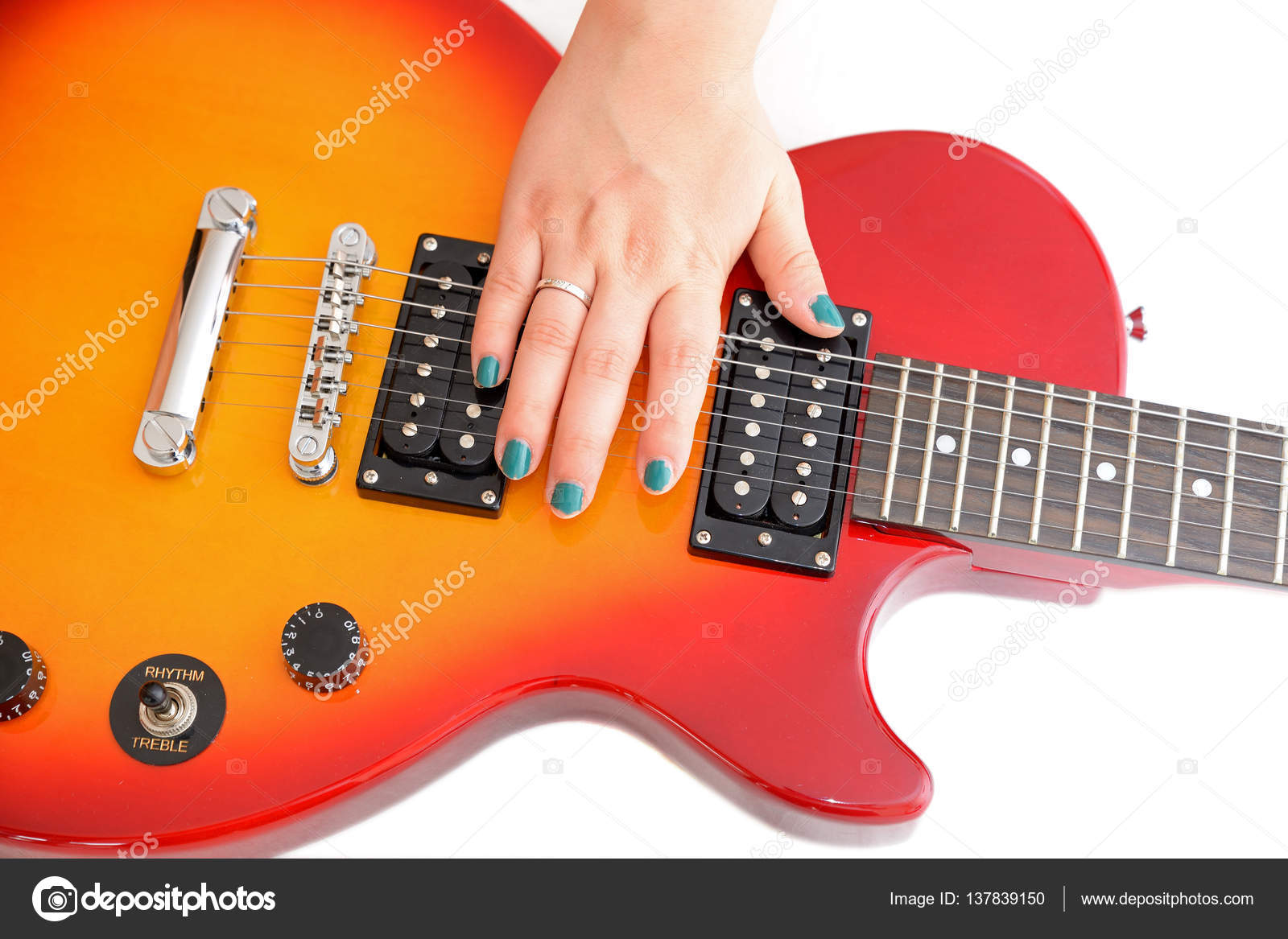 Epiphone Les Paul Special II – Stock Editorial Photo