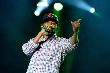 Kendrick Lamar   in Barcelona