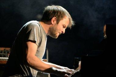 Nils Frahm  in Barcelona, Spain