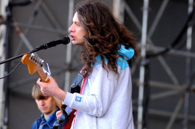 Kurt Vile performs  in Barcelona