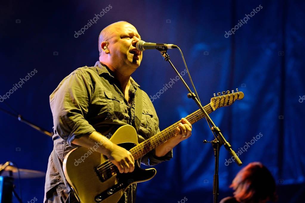 Pixies   in Barcelona, Spain