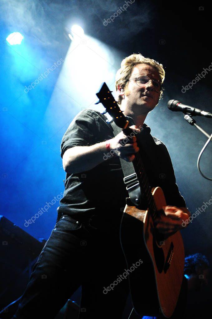 David Caraben, singer of Mishima band