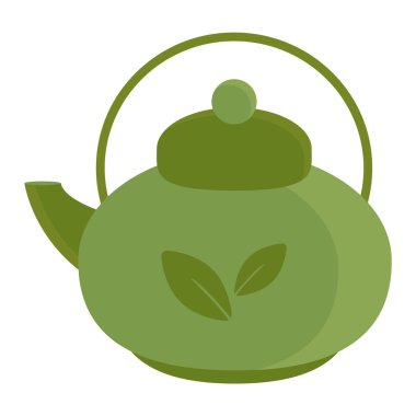 Chinese tea vector symbol