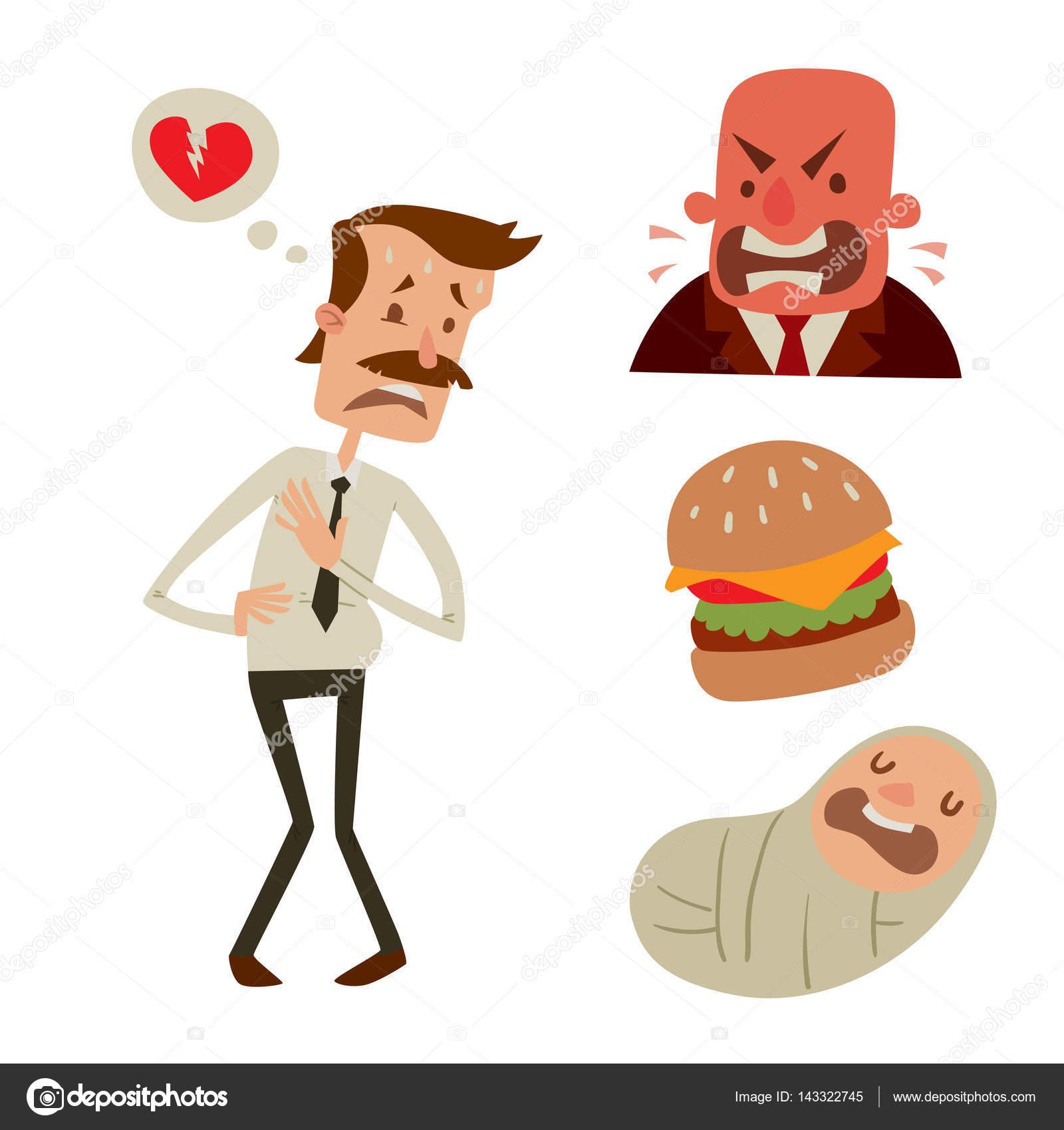 Health Food Stres
