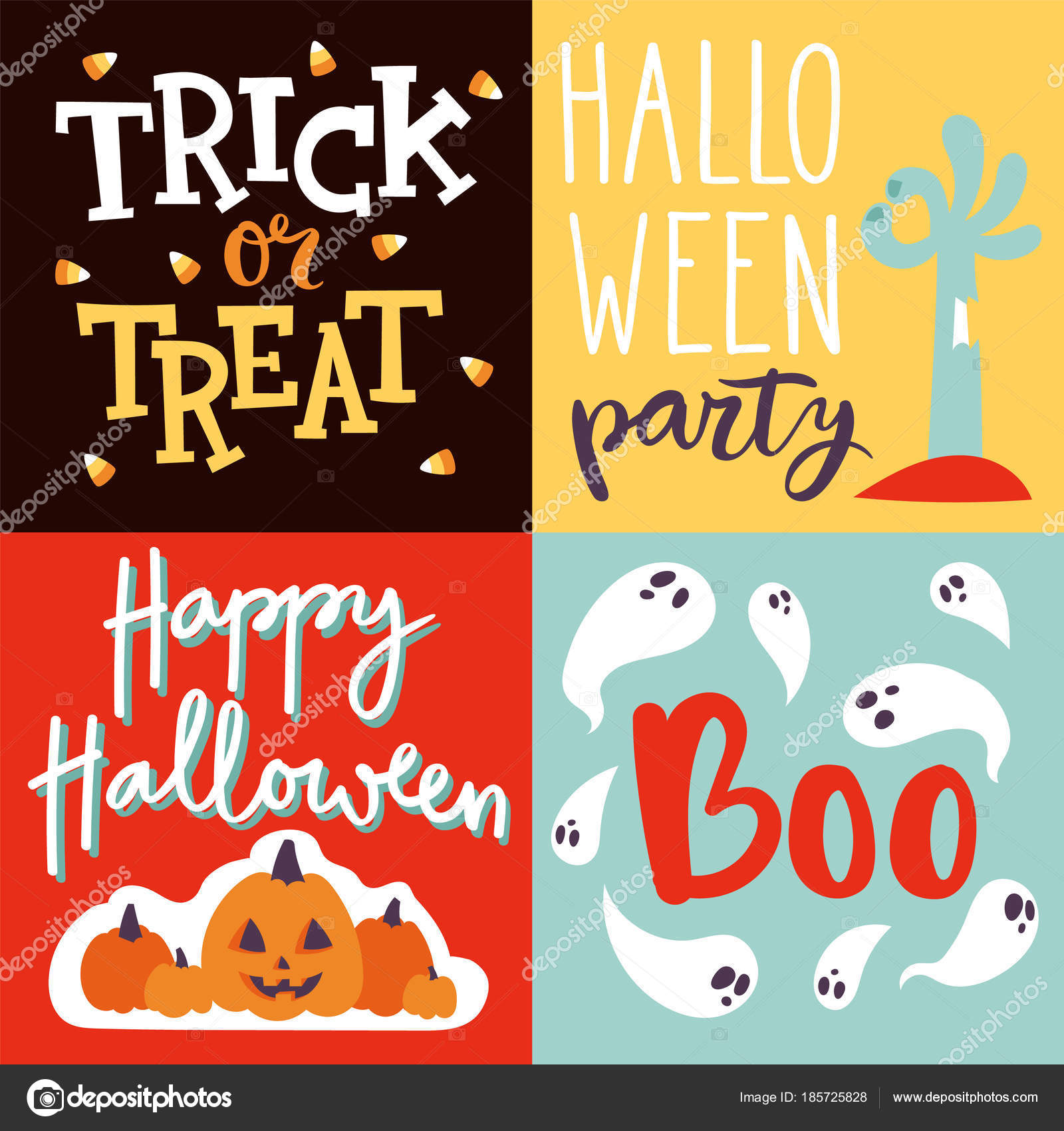 Contemporary Printable Halloween Invitations For Party Model ...
