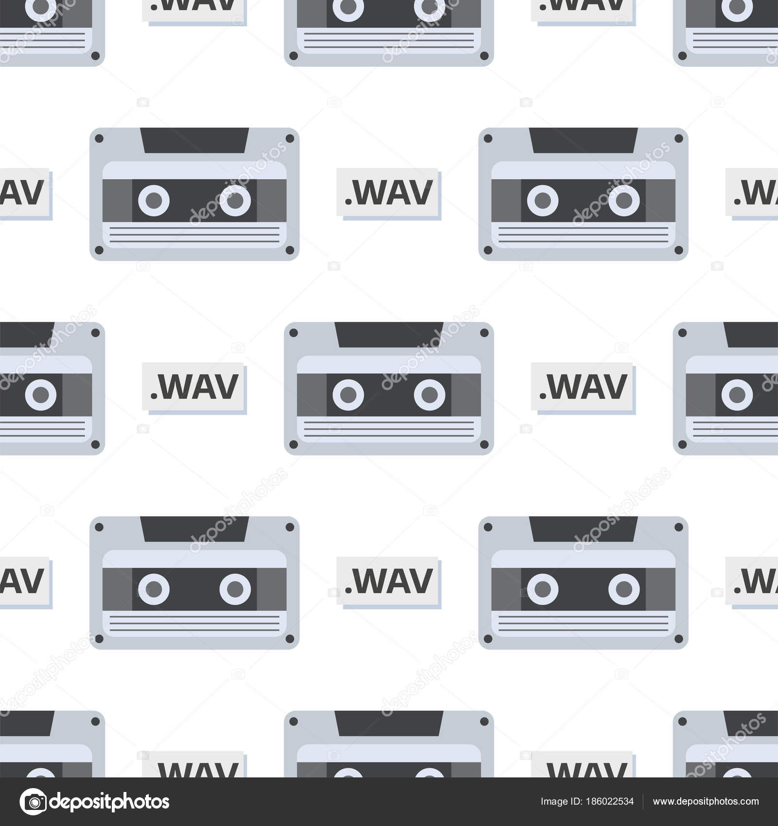 Cassette audio Vintage vector retro entretenimiento multimedia audio ...