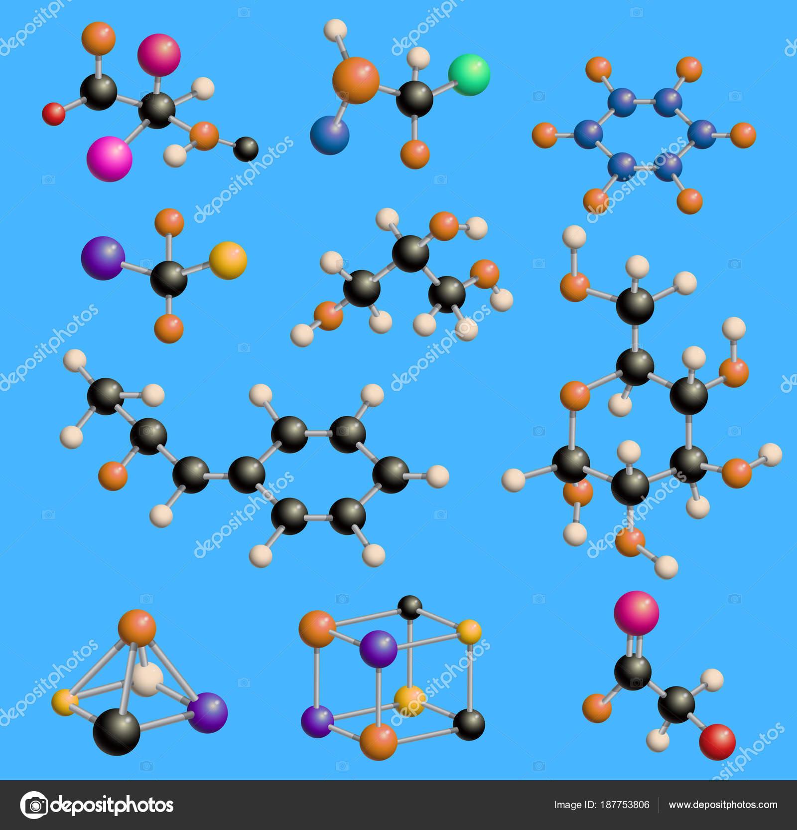 Imágenes De Biología Celular Estructura Molecular