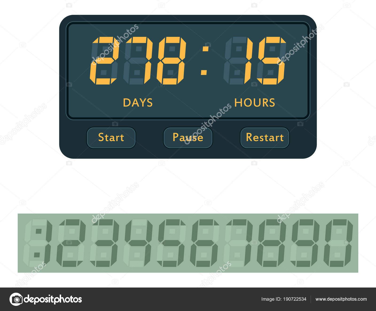 comprar online 27bf6 3b958 Descargar cronometro digital cuenta regresiva | Relojes ...