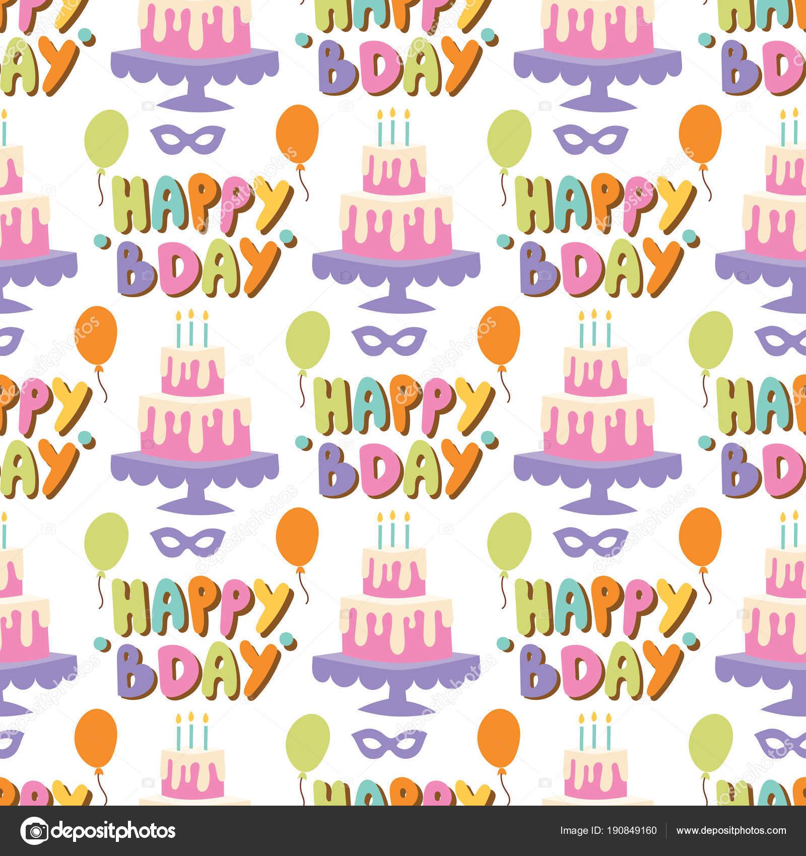 Alles Gute Zum Geburtstag Party Feier Unterhaltung Konfetti