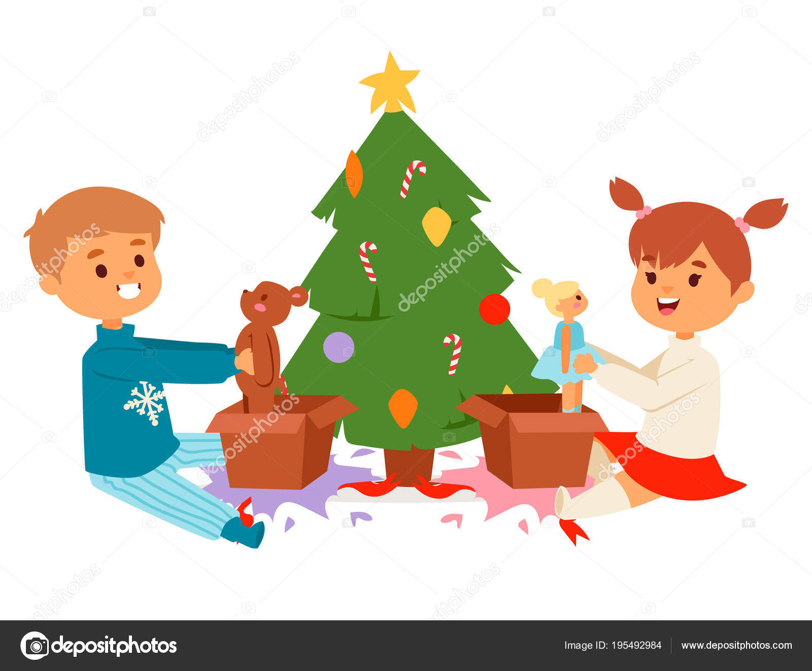 Images Christmas Kid Christmas Kids Vector Character Playing Winter Games Winter Children Holidays Christmas Tree Cartoon New Year Xmas Kid Stock Vector C Adekvat 195492984 Choose from 290+ cartoon christmas tree graphic resources and download in the form of png, eps, ai or psd. https depositphotos com 195492984 stock illustration christmas kids vector character playing html
