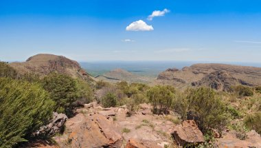 Landscape in the Marakele National Park, Limpopo, South Africa 5
