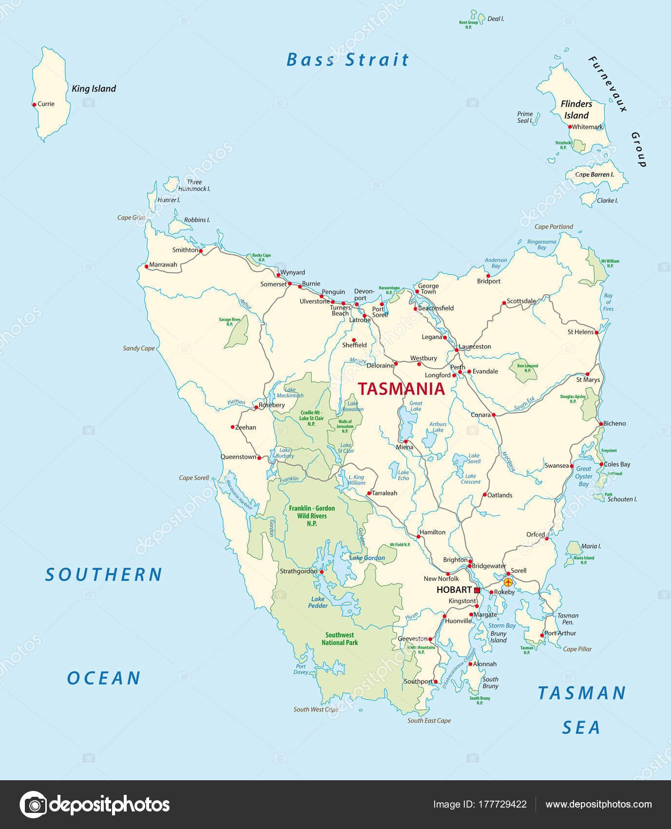 Mar De Tasmania Mapa.Imagenes Mar De Tasmania Mapa Mapa Parque Nacional