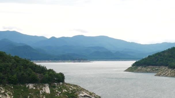 dam bhumibol in Thailand