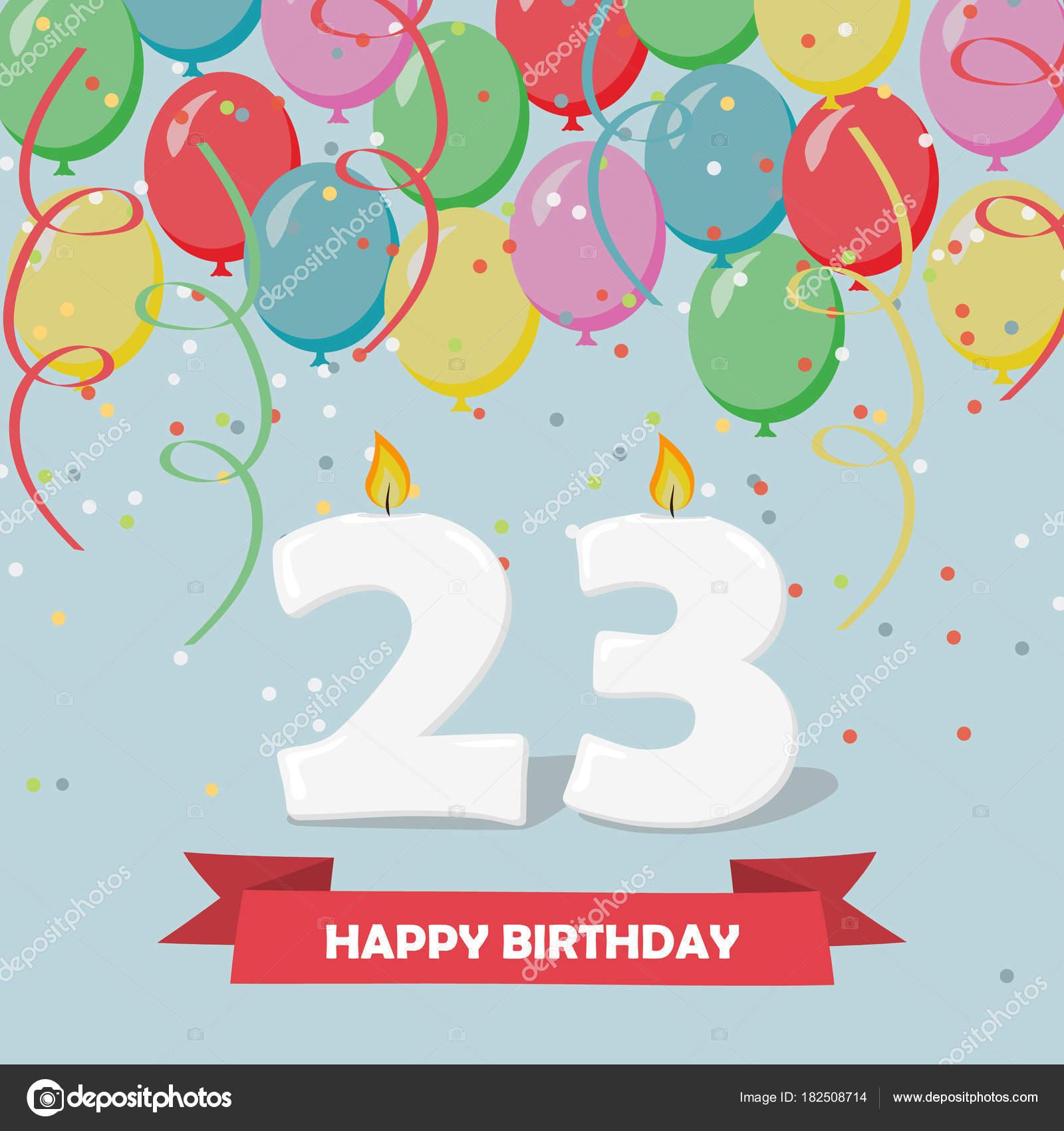 Fotos Cumpleaños Celebración Años Feliz Tarjeta
