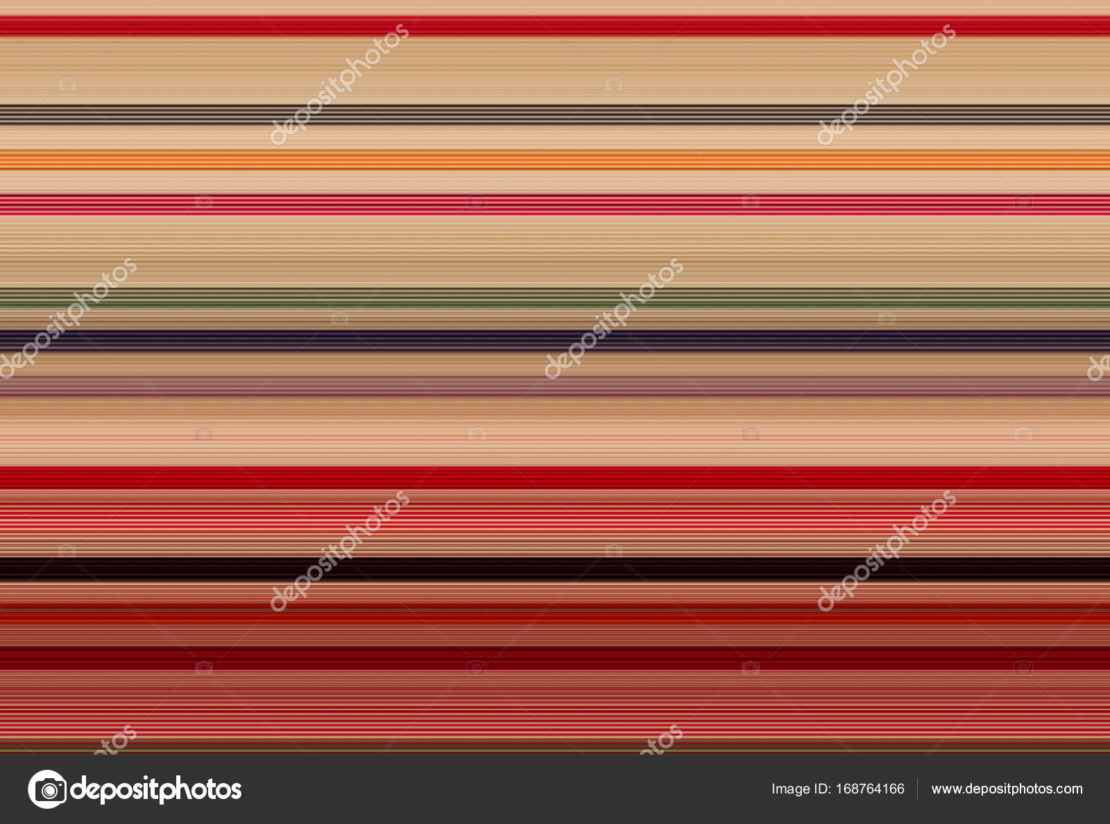 Seamless plaid fabric loincloth with stripe color abstract backg