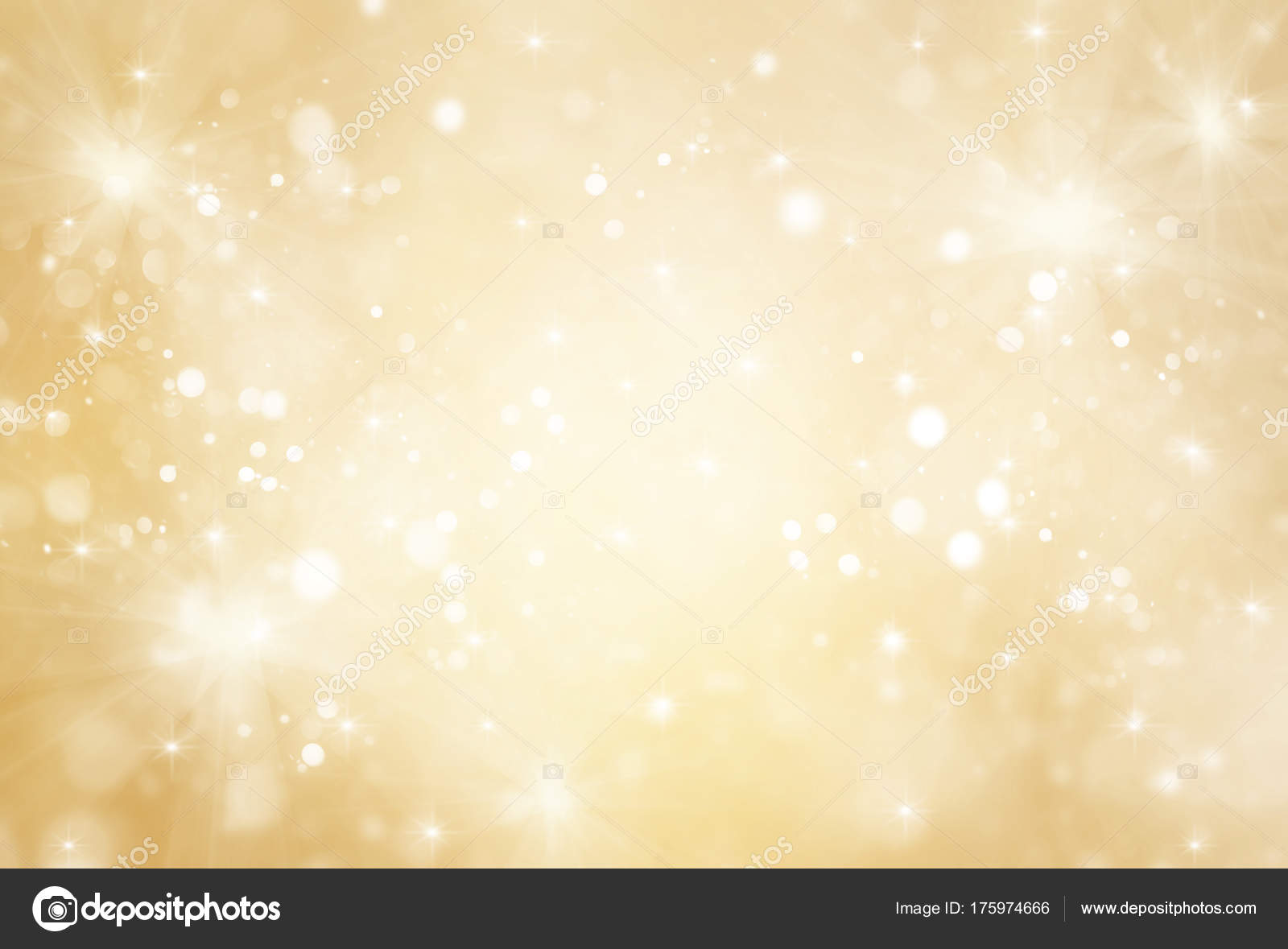 abstract gold and bright glitter for new year background photo by ipopba