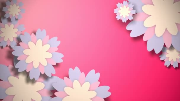 Animated wallpaper pastel color flowers pink background stock animated wallpaper pastel color flowers pink background stock video mightylinksfo