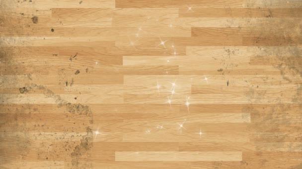 Čištění podlah s brilancí. Lze použít k inzerovat detergenty, stejně jako nástroje.