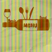 étterem menü étel és ital