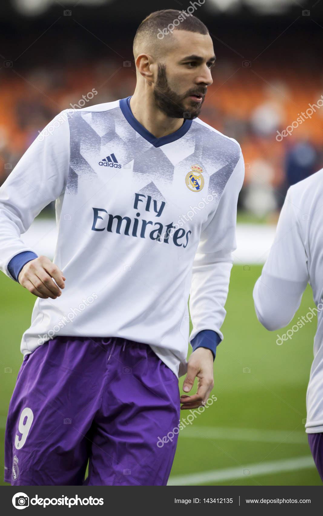 3281d57cb Karim Benzema during La Liga – Stock Editorial Photo © LevanteMedia ...
