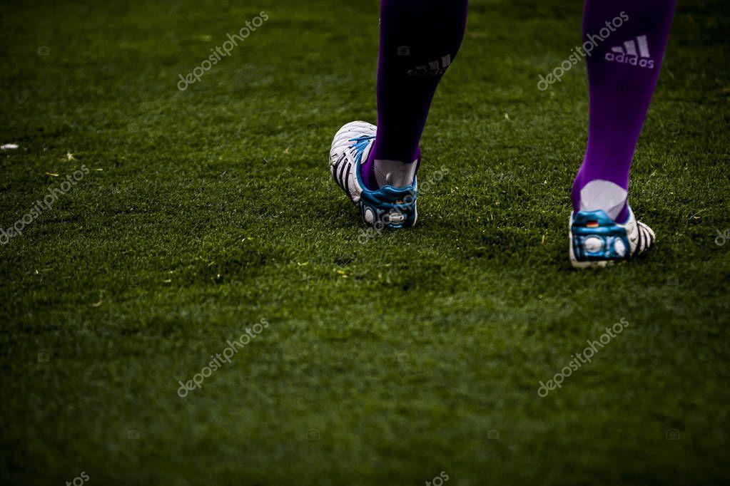 Toni Kroos during La Liga
