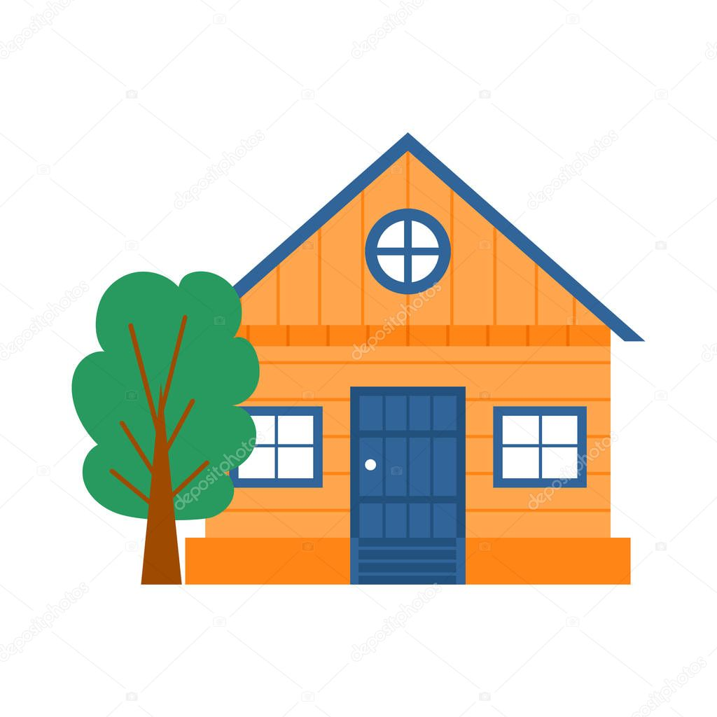 Www House Rent Com: Vetor Desenhos Animados Alugar Casa De Férias