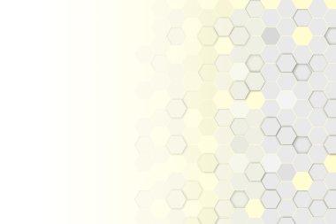 hexagonal tesselar pattern