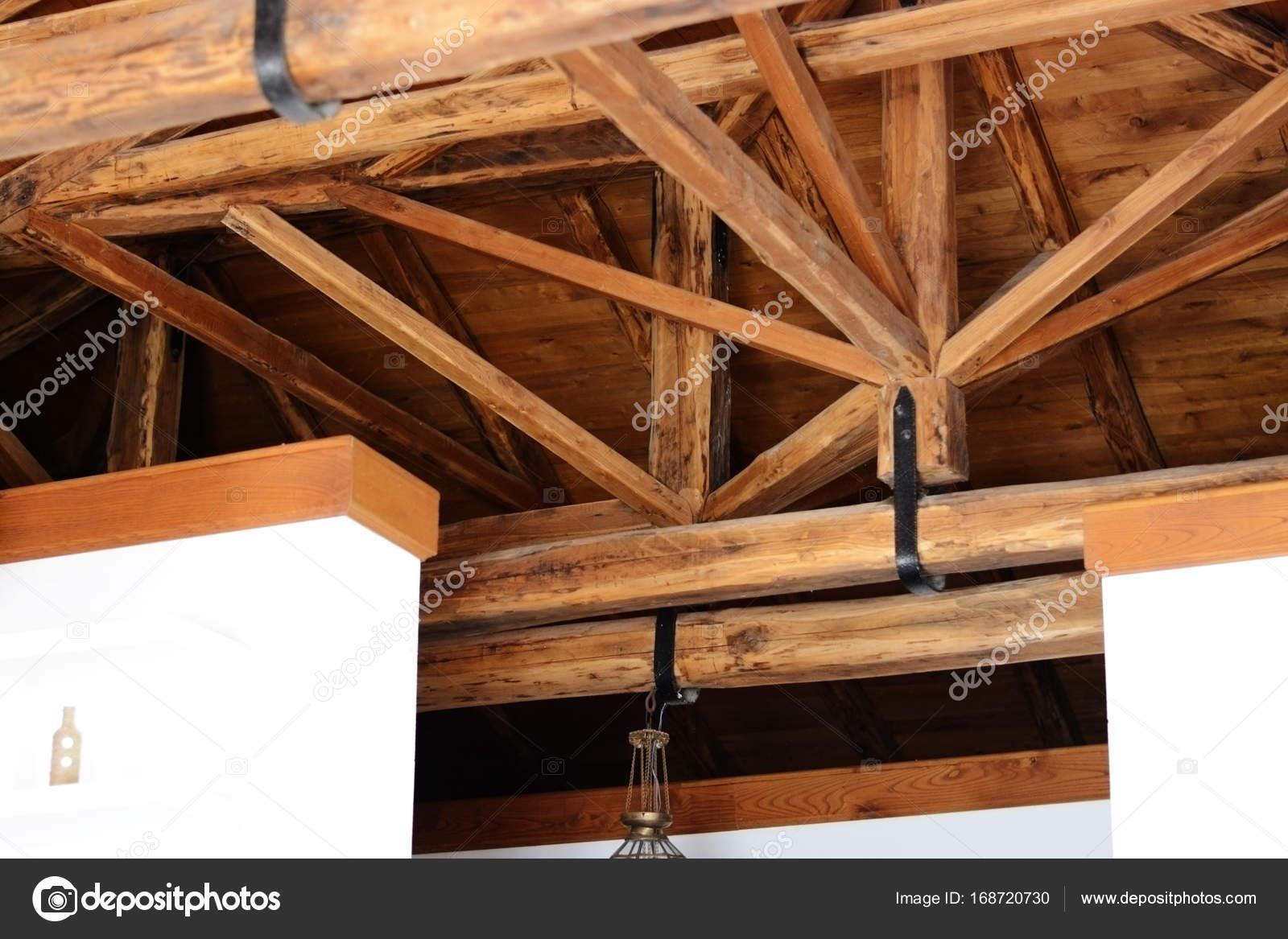 Fotos Estructuras De Madera Estructura Techo Madera Interior - Techos-de-madera-para-interiores
