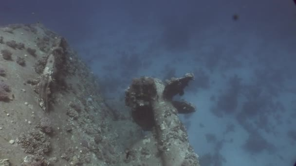 Salem Express vraků pod vodou v Rudém moři v Egyptě