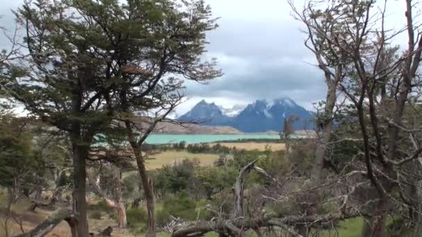 Hegyi tó Patagónia Argentína