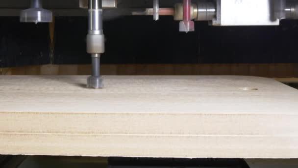 Fräs-Maschine Holz Cnc für die industrielle Möbelproduktion.