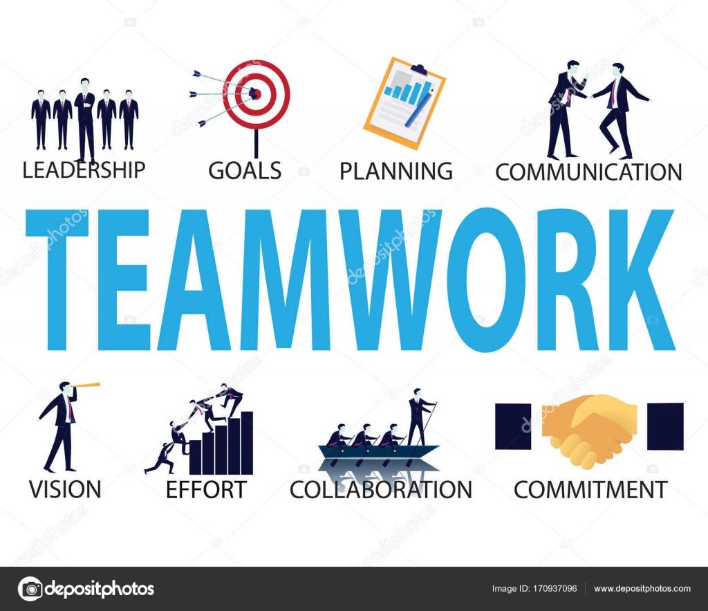 Hard Work Team Quotes