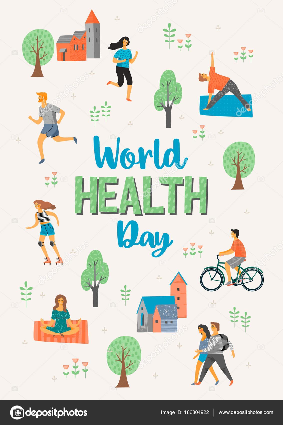 Всемирный день здоровья. Здоровый образ жизни ...