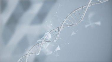 abstract DNA molecule Loop