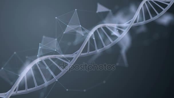 abstrakte dna-Molekülschleife