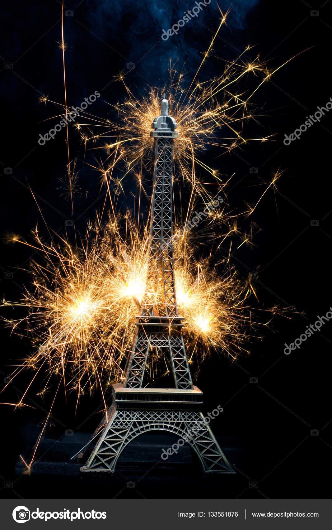 Fransada yeni yıl