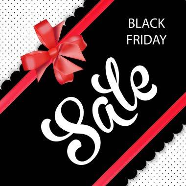 Black Friday sale design template
