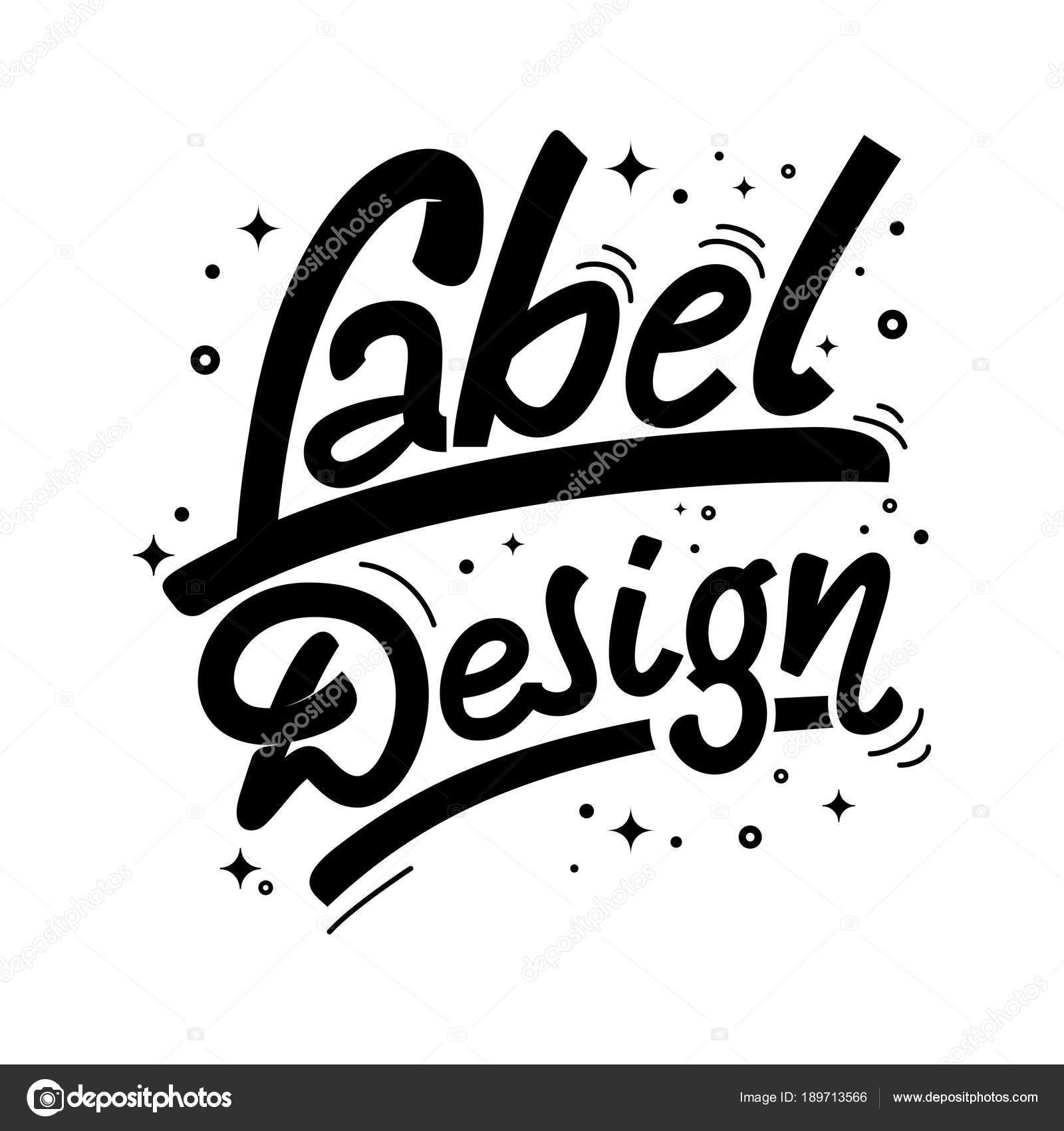 Diseño de etiqueta. Cartel Retro, insignia, bandera plantilla. Es ...