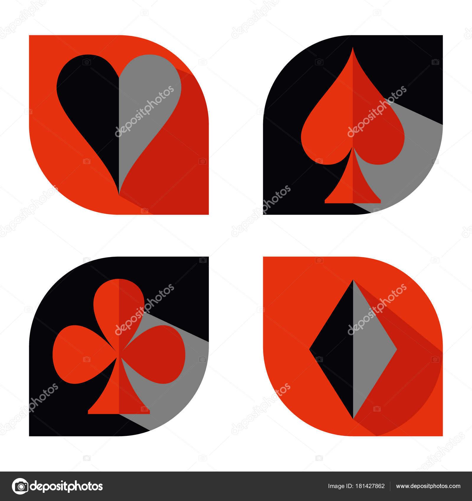 Imágenes Corazones Con Espadas Y Alas Conjunto Símbolos Icono