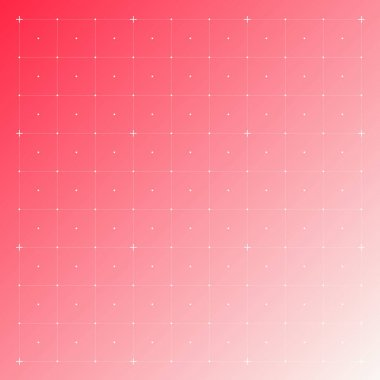 HUD interface with Grid. Blurred background gradient. Abstract background. Vector illustration of soft colored abstract background