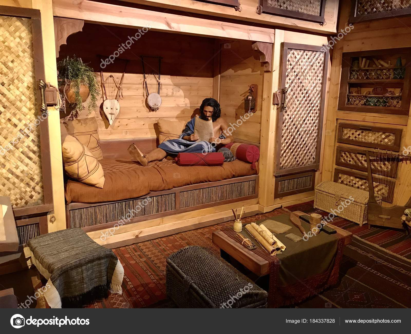 Williamstown Usa November 2017 Living Quarters Noah Ark Replica Ark U2014 Stock  Photo