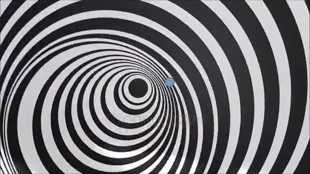 Postupné a hypnotické spirála