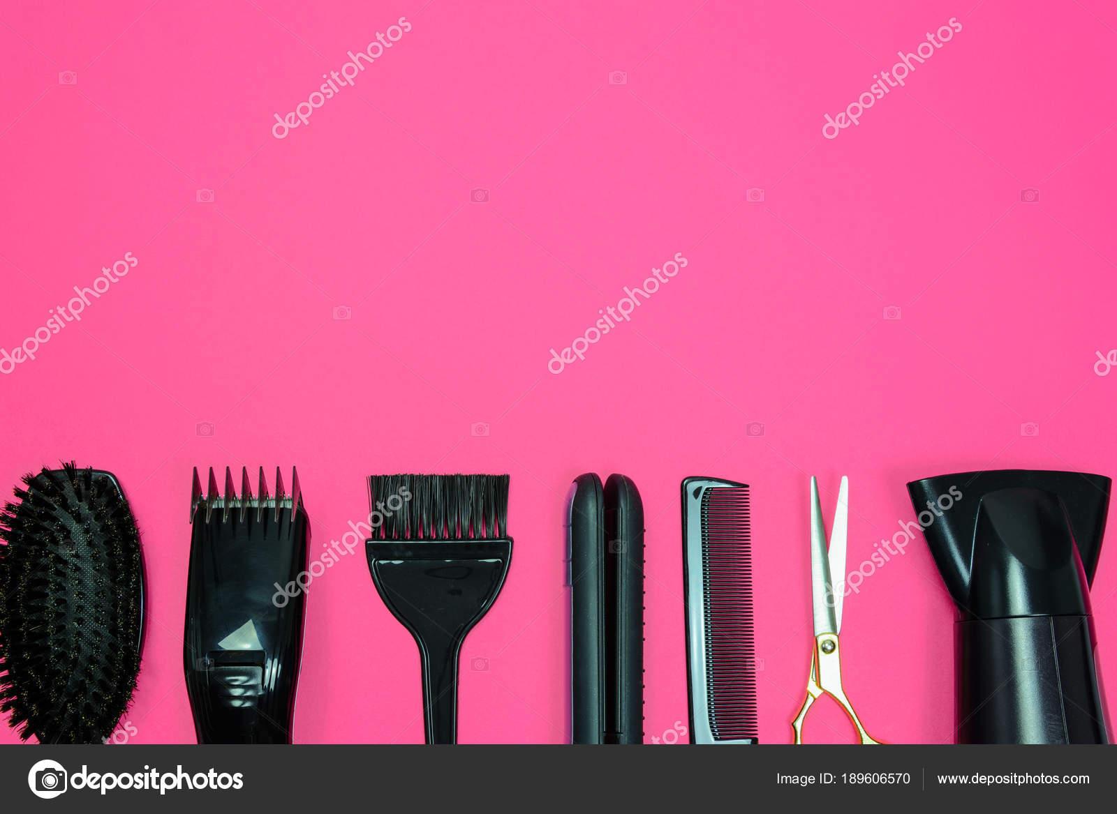 Hairdresser Salon Banner Stock Photo C Wdnet 189606570