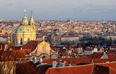 Fotografie Zlatá Praha a Svatý Mikuláš