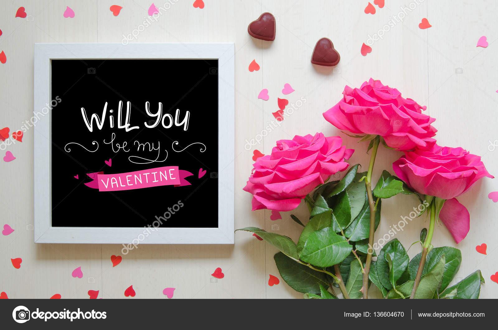 Imagenes Descargar Rosas Con Frases Dia De Los Enamorados Vintage