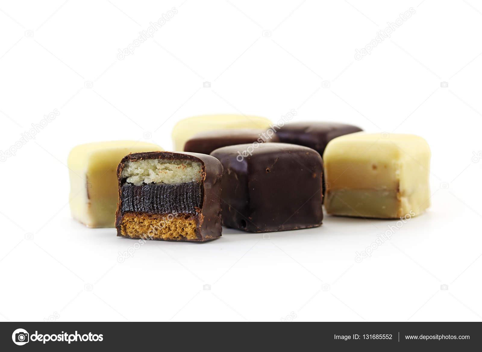 Torta De Pan Con Chocolate Blanco Galletas De Navidad - Marron-y-chocolate
