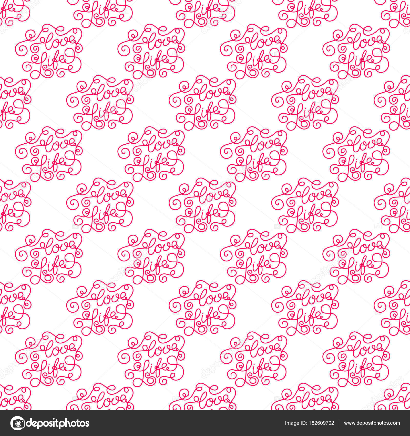 Valentines day romantic phrases seamless pattern background romantic phrases seamless pattern background template for a business card banner colourmoves