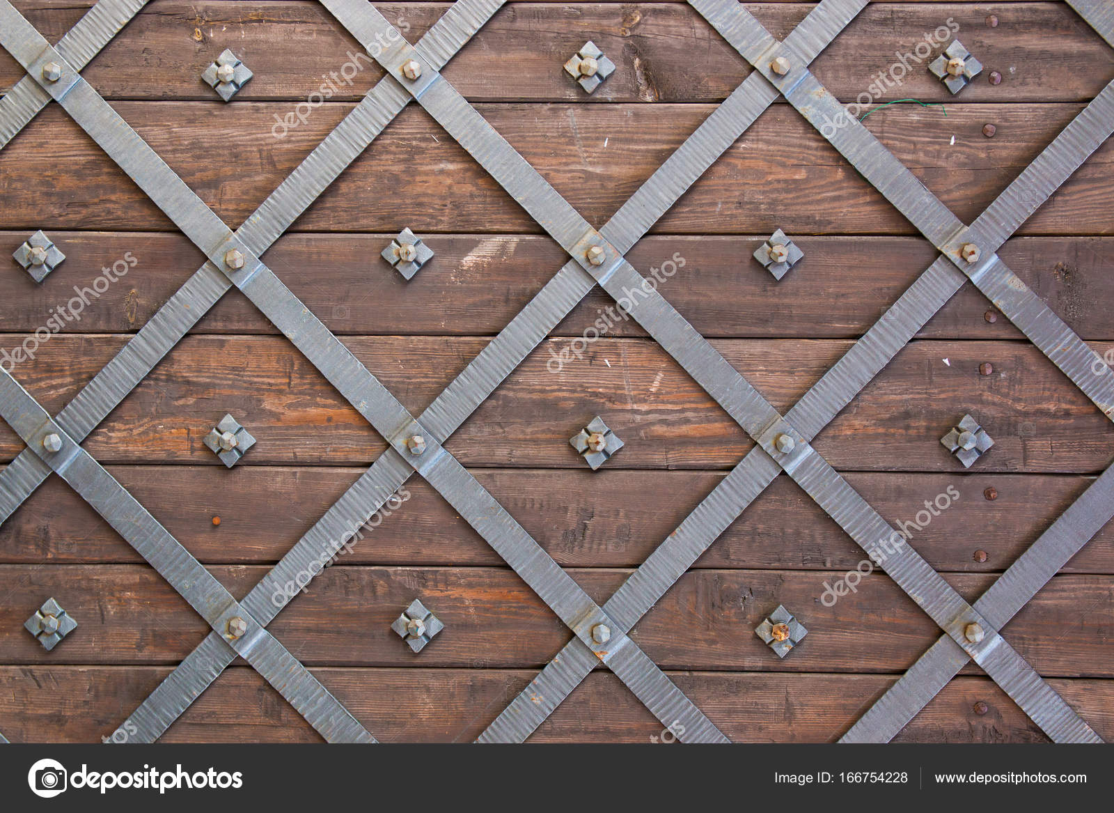 Old castle door texture with faded wood and metal u2014 Stock Photo & Old castle door texture with faded wood and metal u2014 Stock Photo ...