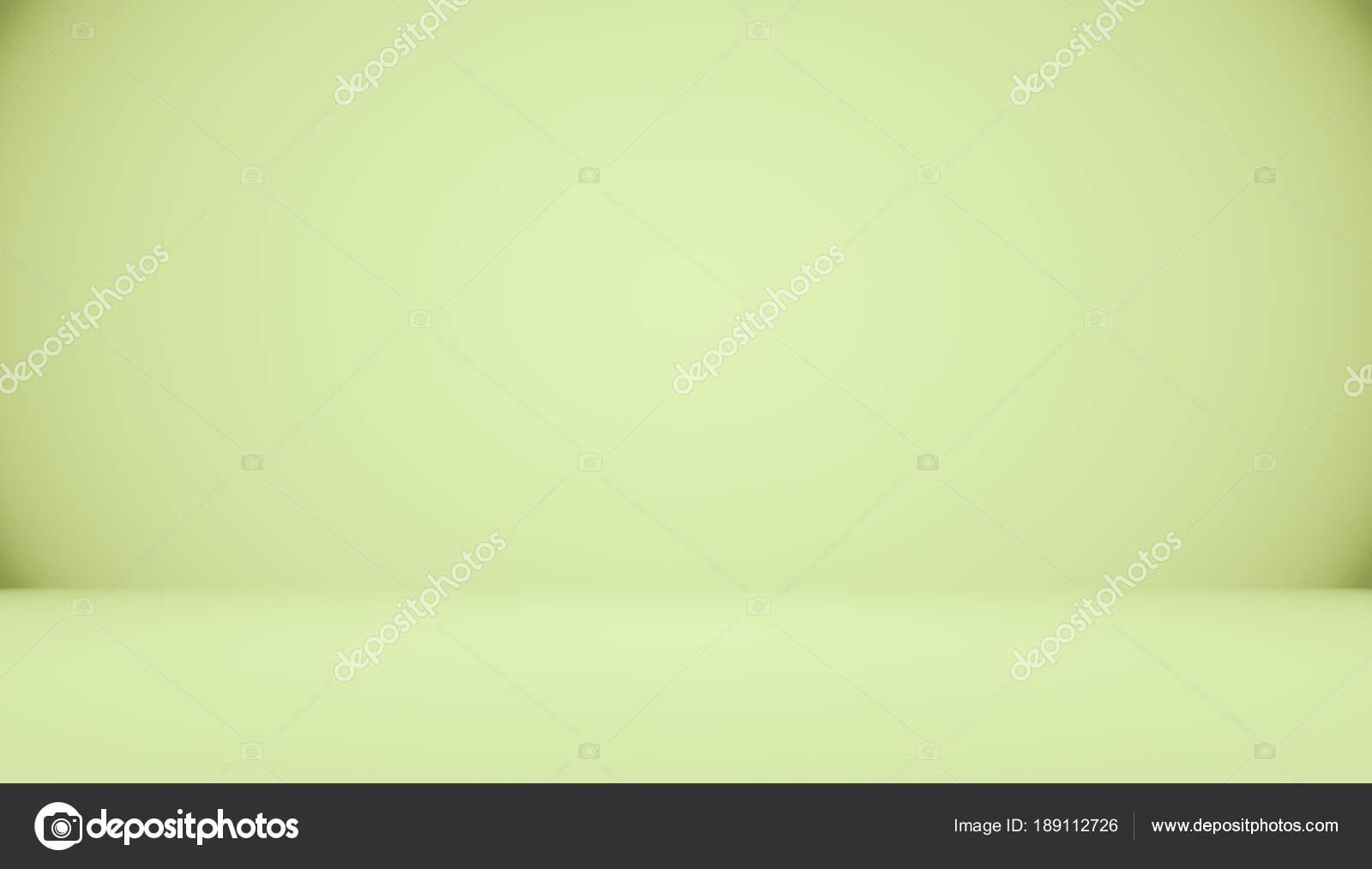 Estudio vacío verde bien utilizar como fondo, plantilla Web, marco ...